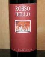 Rosso Bello 2009, DOC Rosso Piceno, Marken, Italië -