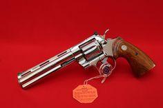 Revolver Pistol, Revolvers, Colt Python, Pistols, Usmc, Firearms, Hand Guns, Sticks, Knives