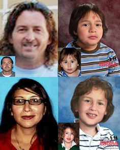 The mysterious disappearance and unsolved murder of the McStay family 2010, San Diego