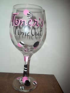 VINYL DECAL DIY Color Name Title And Date Decals For Glassware - Vinyl decals for glassware