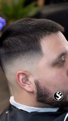 Men Short Hair Fade, Short Fade Haircut, Short Hair Cuts, Short Hair Style Men, Short Mens Cuts, Shot Hair Styles, Hair And Beard Styles, Cool Short Hairstyles, Man Short Hairstyle