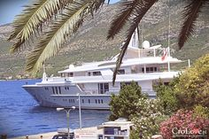 Jachty i statki w Chorwacji || http://crolove.pl/jachty-i-statki-w-chorwacji-cz-4/ || #yachts #ships #yacht #boat #luxury