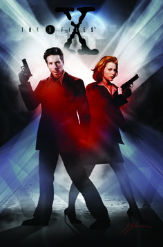 The X-Files Returns to Comics