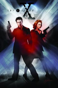The X-Files Returns to Comics