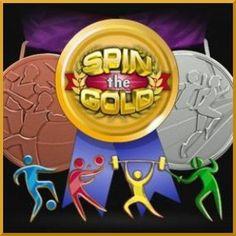 Spin The Gold é um jogo de Karamba.com que mantém a emoção dos Jogos Olímpicos embora tenham acabado. Trata-se simplesmente, de girar uma roda e alinhar distintas figuras que outorgar-te-ão os diferentes prémios do jogo. É como uma roda da sorte com algumas variantes tomadas dos slots, pelo que resulta muito fácil para jogar e extremamente entretido.