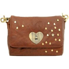 695a323d65d5 Yoshi Hartman Tears Handbag   Leather Teardrop Shoulder Bag by Yoshi  Lichfield AW12 Autumn Winter 2012 - £70.00 available from www.kubi.co.uk -  The perfect ...