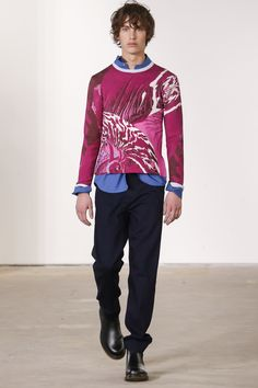 See the complete Orley Fall 2016 Menswear collection.
