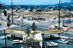 Riverside and Fletcher Drive 1960