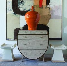 such a cool dresser!