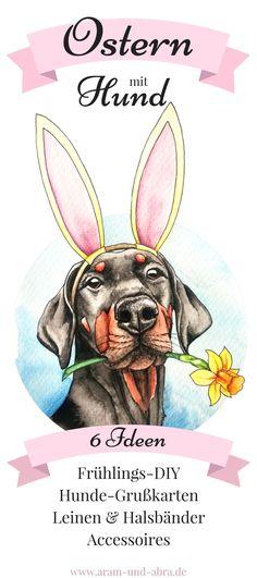Ostern: sechs Ideen für Hundehalter - mit DIY, Inspirationen und Beschäftigung für den Hund
