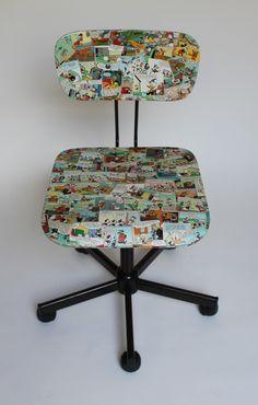 Donald Duck Desk Chair