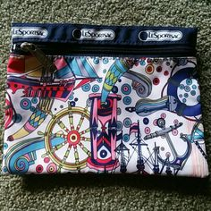 LeSportsac bag LeSportsac cosmetic bag.  New, never been used. LeSportsac Bags Cosmetic Bags & Cases