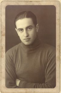 My handsome son, Ajit Singh of Kapurthala, at the age of thirty.