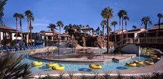 Splashtopia at Rancho Las Palmas Resort and Spa ~ 10 Best Hotel Pools for Kids in the USA