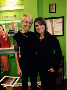 Pia day spa, customers Holiday party 2014