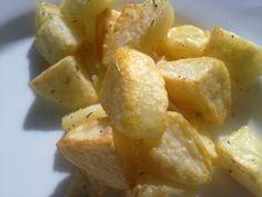 Trucco patate croccantissime – Ricette Vegan – Vegane – Cruelty Free