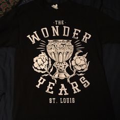 The Wonder Years t-shirt never worn. size medium Hot Topic Tops Tees - Short Sleeve