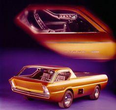 In the spirit of remembrance, here's the Dodge Deora - Album on Imgur Dodge Pickup, Ford Pickup Trucks, Dodge Trucks, Custom Wheels, Custom Cars, Van Car, Rapid Transit, Nice Cars, Street Rods