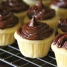 "Use coconut milk instead of almond milk to make these nut free. Vegan Cupcakes | ""All I can say is WOW! The texture was great, moist, dense enough—but not too dense."""