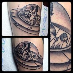 #spacefacetattoo #ironcobratattoo #traditionaltattoo #oldschooltattoo #tattoo…