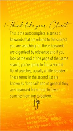 """This is the autocomplete, a series of keywords that are related to the subject you are searching for. These keywords are organized by relevance and if you look at the end of the page of that same search, you're going to find a second list of searches, usually a little broader. These terms in the second list are known as """"long tail"""" and in general they are organized from more to fewer searches from top to bottom. These are suggestions that the search engine offers you for free. #realestate Local Seo, Seo Marketing, Seo Tips, Search Engine, Like You, Searching, Real Estate, Organization, Top"""