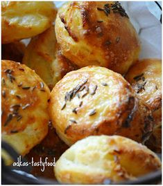 .. chute a vône mojej kuchyne...: Zemiakové pagáčiky Recipies, Muffin, Cooking Recipes, Baking, Breakfast, Gardening, Basket, Recipes, Muffins