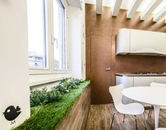"""Check out new work on my @Behance portfolio: """"Scent of Garden Apartment"""" http://on.be.net/1kD4BRh"""