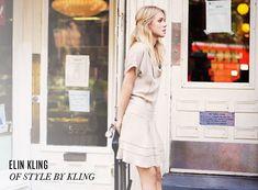 Elin Kling of Style by Kling   Rue
