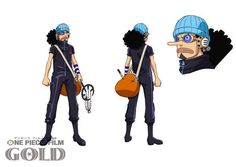 'ONE PIECE: GOLD' MOVIE: STRAW HAT PIRATES OUTFITS REVEALED | ONE PIECE GOLD