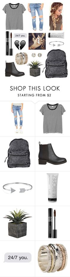 """""""Just something to post😘"""" by givelordx23 ❤ liked on Polyvore featuring rag & bone/JEAN, Monki, Agent Ninetynine, Lipstik, Bling Jewelry, St. Tropez, MeditationRings and Charlotte Russe"""