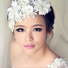 Cheap flower accessories hair, Buy Quality flower feather hair accessories directly from China flower arranging accessories Suppliers:Welcome to our online storeHot Sale New Arrival Fashion Handmade Lace Flowers Wedding Headdress Bridal Hair accessorie