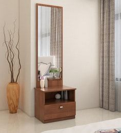 Dressing Table @ Upto Off - Buy Designer Dressing Tables Online @ Best Prices Dressing Table Mirror Design, Modern Dressing Table Designs, Furniture Dressing Table, Bedroom Dressing Table, Dressing Tables, Dressing Mirror, Mirrored Bedroom Furniture, Bedroom Furniture Design, Home Decor Furniture
