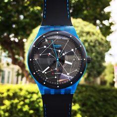 #Swatch SISTEM BLUE http://swat.ch/1jttqmT