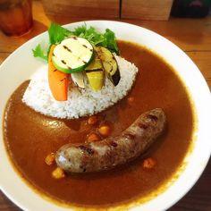 「南青山野菜基地」のとろっとろカレー どこか懐かしい味わい - ライブドアニュース