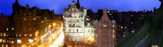 The Scotsman, Boutique Hotel in Edinburgh 5 star with a spa but look at pictures of the spa