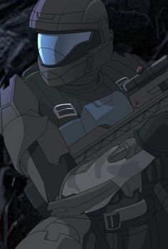 Halo 3 Odst, Halo 2, Halo Poster, Master Chief And Cortana, Character Art, Character Design, Halo Armor, Halo Spartan, Halo Collection