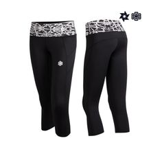 [FEGGY MIN] Fitness cropped Leggings Pants For Woman Yoga Pilates Gym 209R  #Feggymin