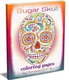 How to Make Sugar Skulls: Step-by-Step Demo with Photos, Using Sugar Skull Molds
