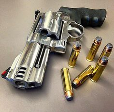 Smith & Wesson- 500 magnum