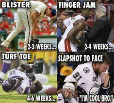 Funny Pictures, Memes, Humor & Your Daily Dose of Laughter # hockey decor & gift ideas Funny Hockey Memes, Hockey Quotes, Funny Sports Memes, Rugby Memes, Basketball Memes, Funny Football, Nba Memes, Golf Quotes, College Football