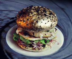 This Wild Burger Art Is Actually Edible