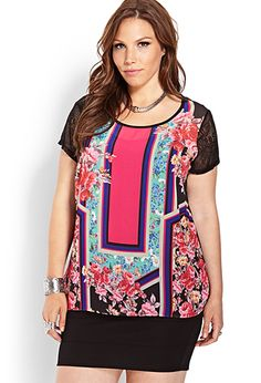 Is it just me or are tops like this something our moms would wear?