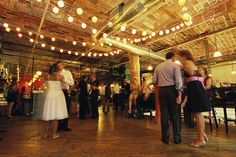 reBar (DUMBO) in Brooklyn, NY. Fabulous place to have your wedding, reception, or any other special events!
