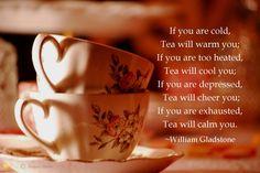 Tea cures you