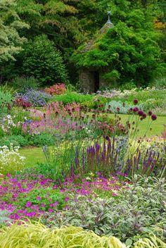 Kerdalo gardens, photo by Bergamote Presse