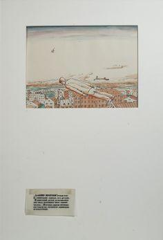 Ilya KABAKOV The Flying Komarov