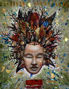 Insightful Mind - Contemporary Canadian Native, Inuit & Aboriginal Art - Bearclaw Gallery