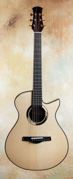 MICHI MATSUDA M1 Cutaway | CR Guitars