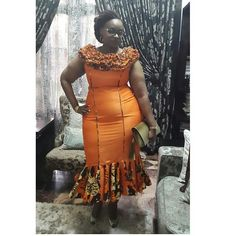 You should all know by now that one of our favorite features here at Wedding Digest is Ankara Fashion and Styles. The pretty perfect ensembles created with these fabulous prints… African Print Dresses, African Fashion Dresses, African Attire, African Wear, African Women, African Dress, African Prints, African Outfits, African Clothes