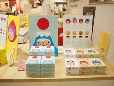 岡山のお土産 ももたん #design #package #japanese